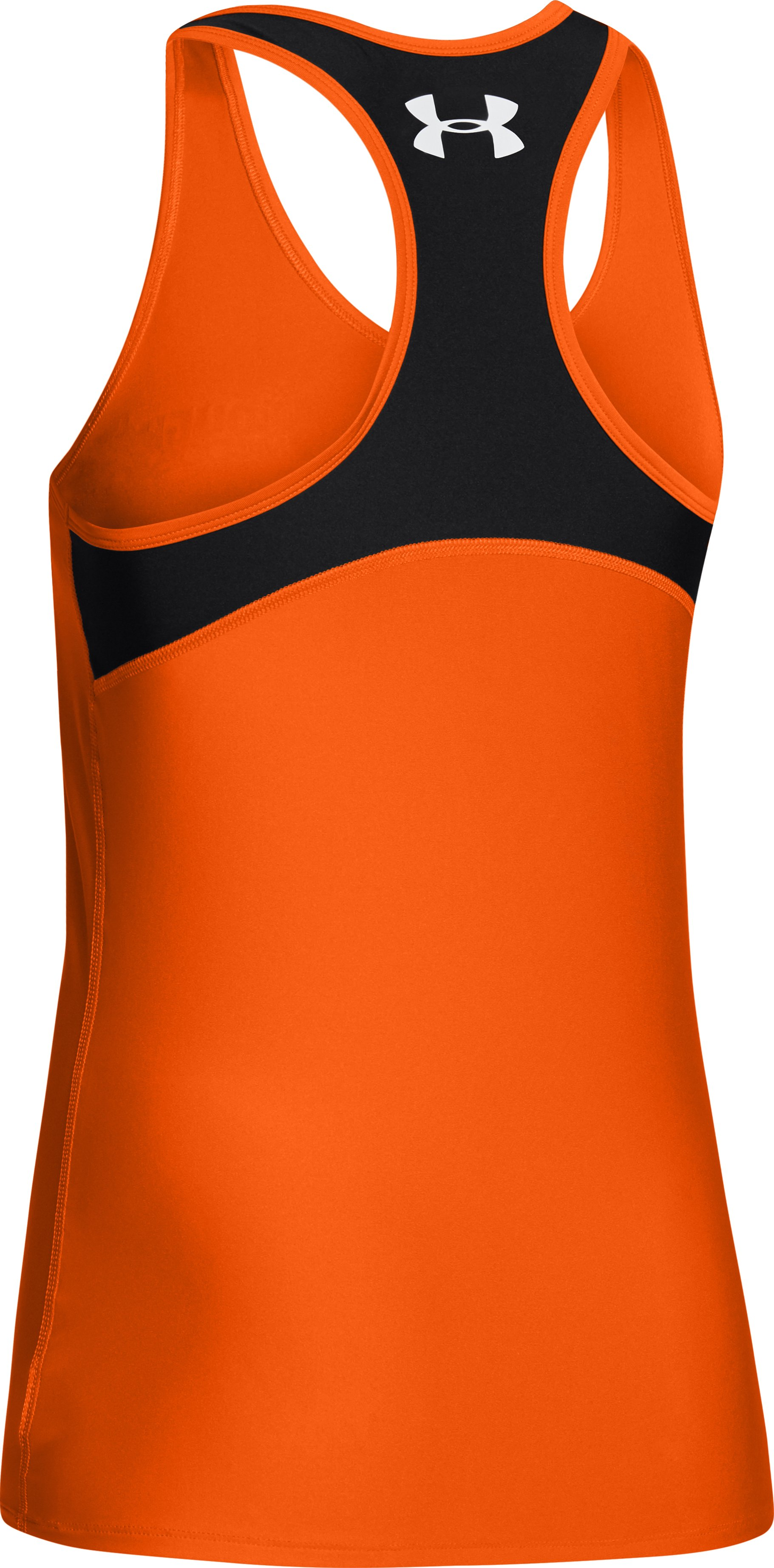 Women's HeatGear® Sonic Tough Mudder Tank, Vivid