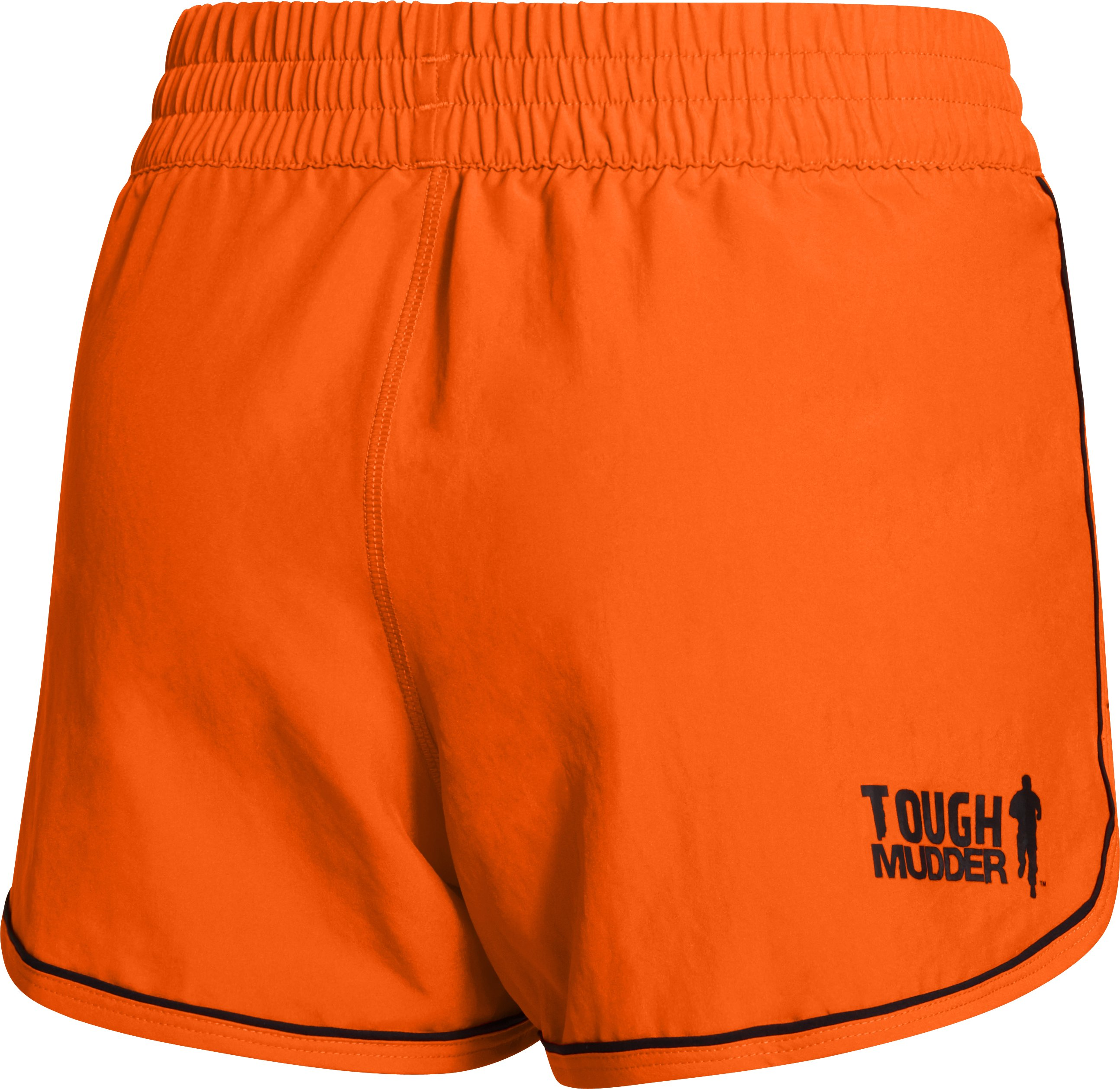 Women's Tough Mudder UA Great Escape II Shorts, Vivid