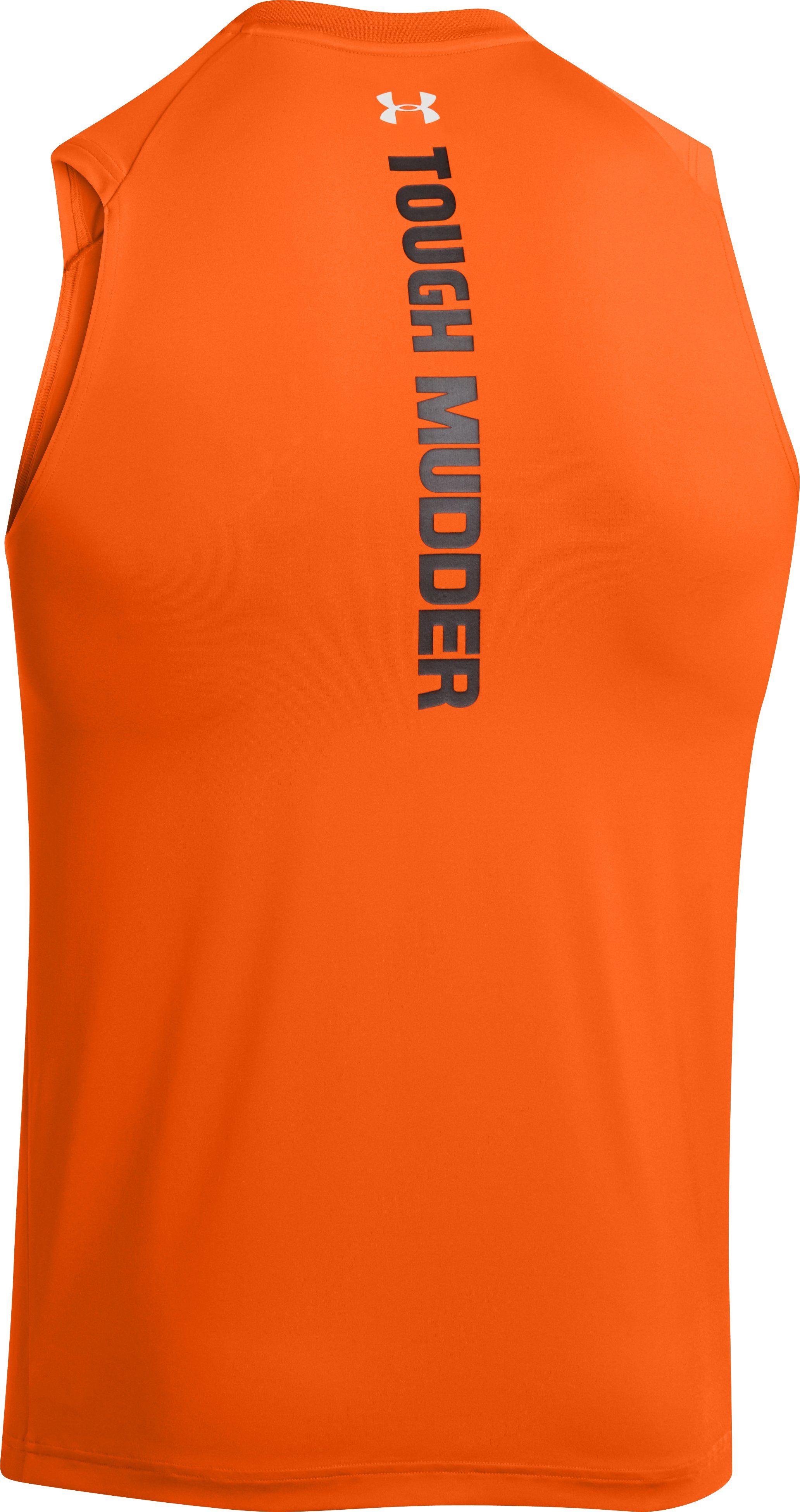 Men's UA Tough Mudder Obstacle Tank, Vivid, undefined