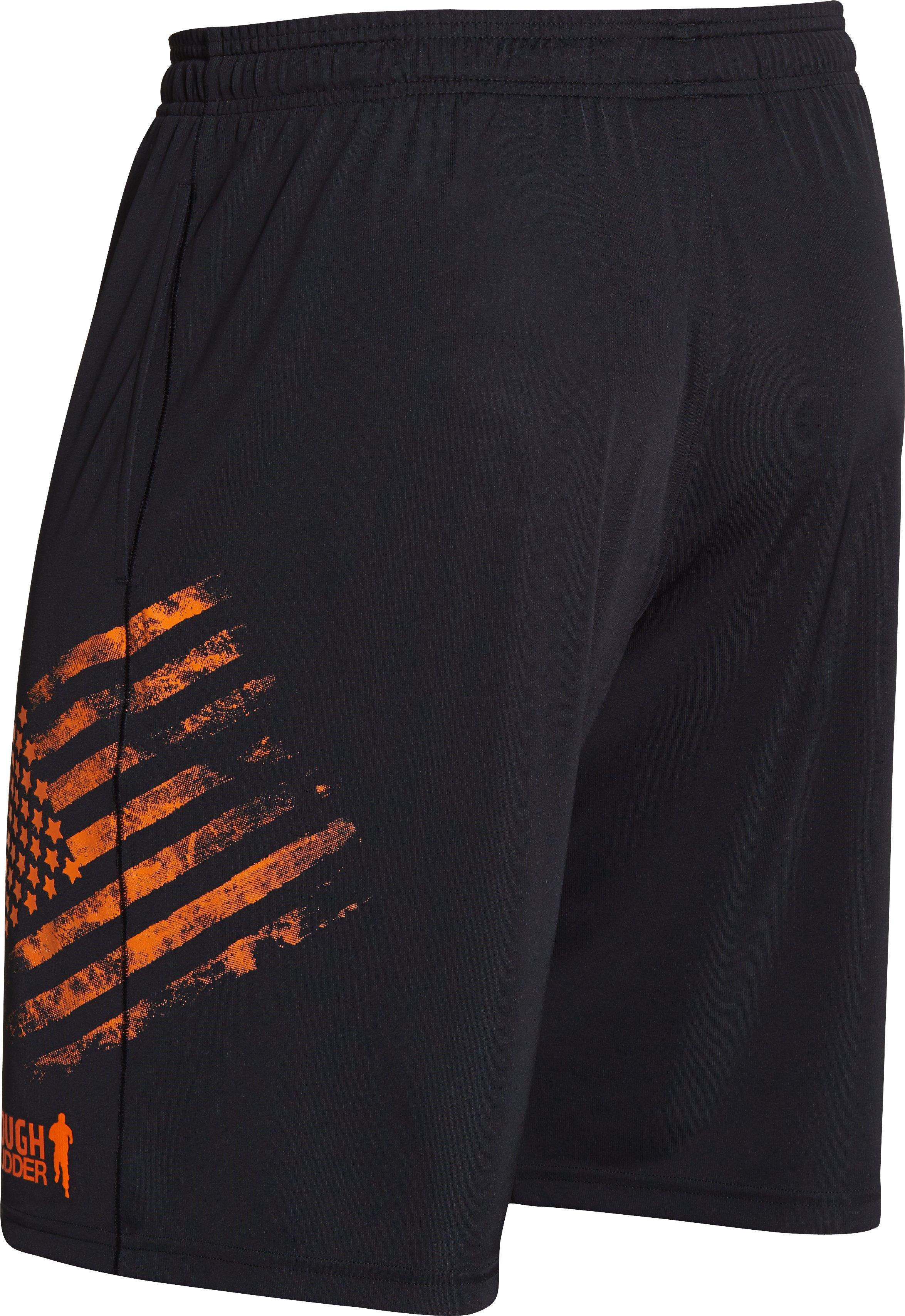 Men's UA Tough Mudder Obstacle Knit Shorts, Black