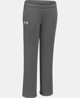 Girls' UA Armour® Fleece Pant 2.0