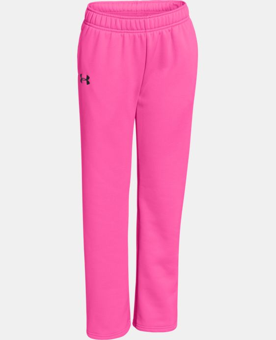 Girls' UA Armour® Fleece Pant 2.0   $17.99
