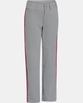 Boys' UA Leadoff Baseball Pants