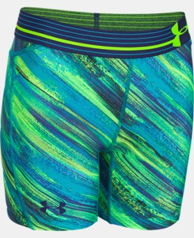 Girls' UA Strike Zone Slider  1 Color $17.99 to $22.99