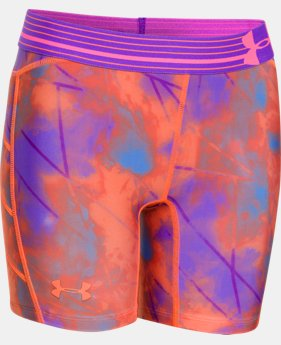 Girls' UA Strike Zone Slider LIMITED TIME: FREE U.S. SHIPPING 2 Colors $13.49 to $17.99