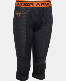 Boys' UA Break Through Extended Slider   $28.49