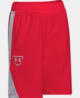 Boys' UA CTG Shorts LIMITED TIME: FREE U.S. SHIPPING 1 Color $21.99