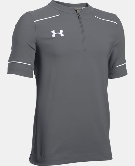 Boys' UA CTG Ultimate Jacket LIMITED TIME: FREE U.S. SHIPPING 1 Color $37.99