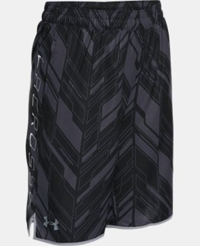 Boys' UA Lacrosse Woven Shorts LIMITED TIME: FREE U.S. SHIPPING 1 Color $20.24