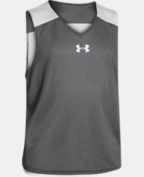 Boys' UA Lacrosse Reversible Pinny  2  Colors Available $24.99