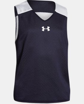 Boys' UA Lacrosse Reversible Pinny