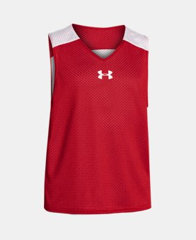 c5be5aec26ea5 Boys  UA Lacrosse Reversible Pinny 5 Colors Available  19.99