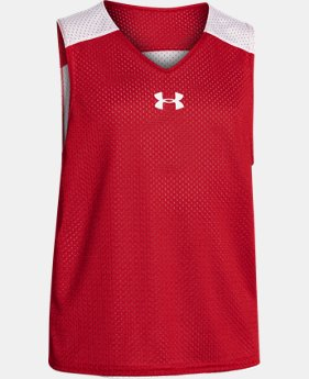 Boys' UA Lacrosse Reversible Pinny  5  Colors $19.99