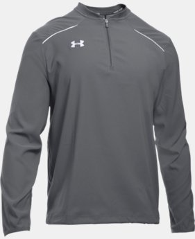 New Arrival  Men's UA Ultimate Cage Team Jacket   $74.99