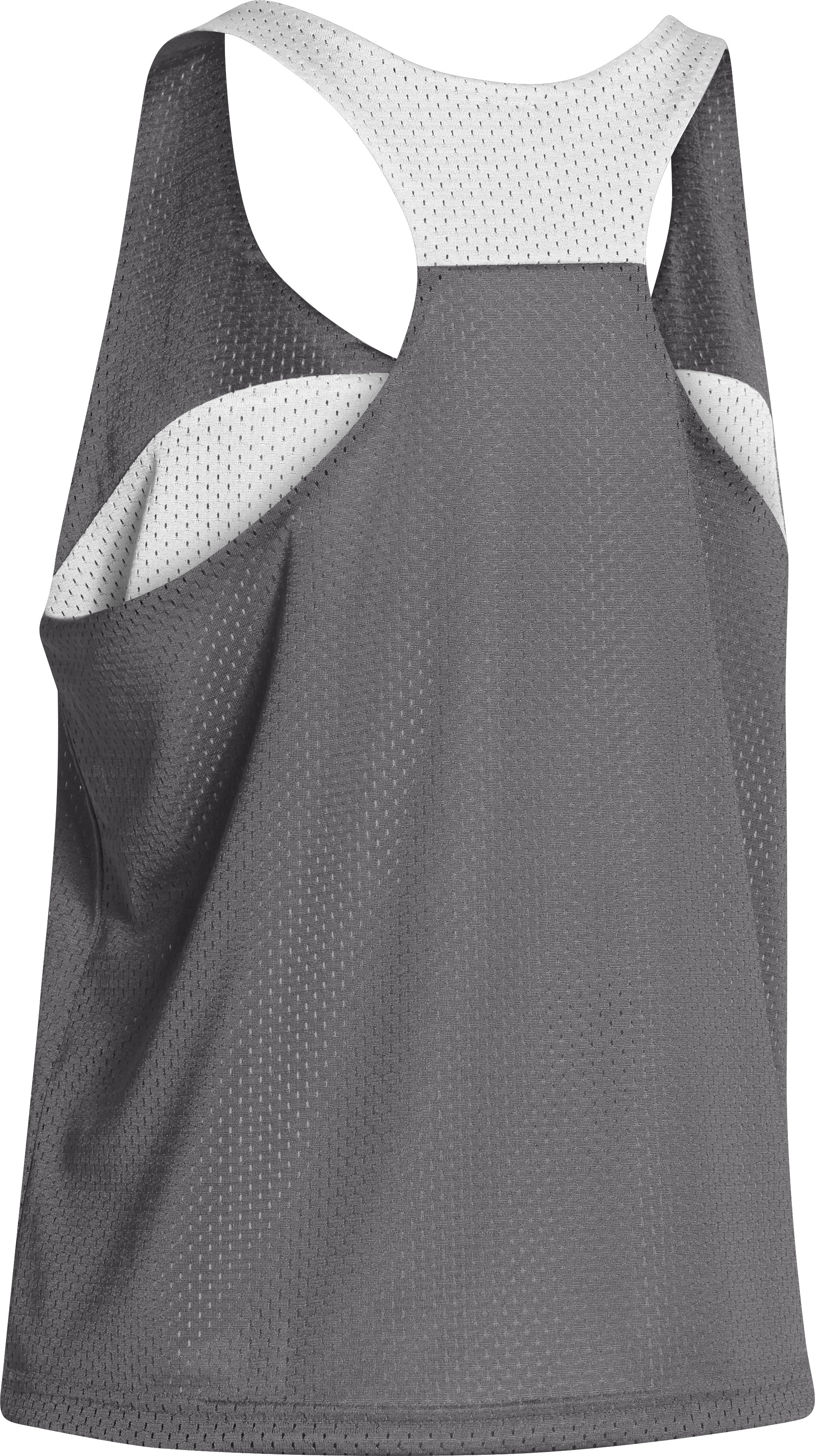 Women's UA Ripshot Pinny, Graphite, undefined