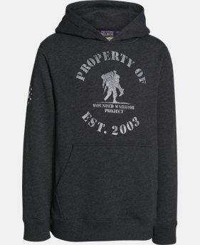 Boys' UA Freedom Hoodie  1 Color $37.99
