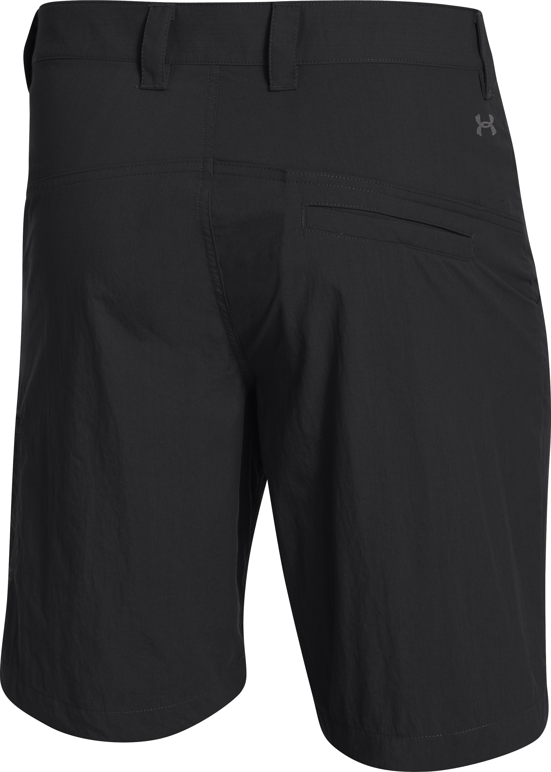 Men's UA Chesapeake Shorts, Black , undefined