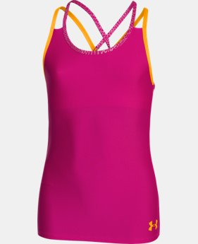 Girls' UA Elevate Tank   $17.99