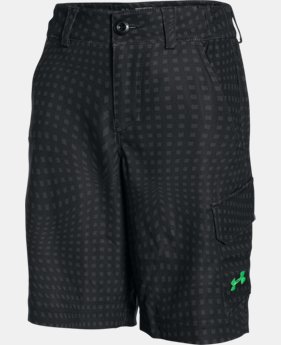Boys' UA Shark Bait Cargo Shorts  1 Color $48.99