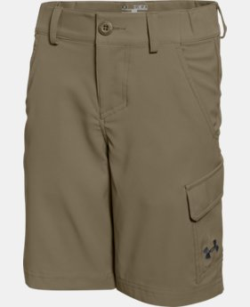 New to Outlet Boys' UA Shark Bait Cargo Shorts  1 Color $31.49 to $36.74