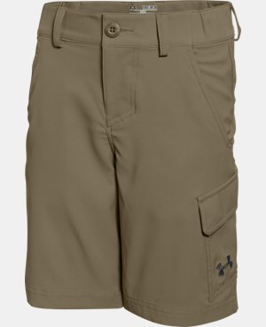Boys' UA Shark Bait Cargo Shorts  1 Color $36.74