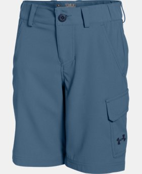 Boys' UA Shark Bait Cargo Shorts LIMITED TIME: FREE U.S. SHIPPING 1 Color $36.74 to $41.99