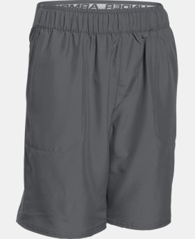 Boys' UA Coastal Shorts LIMITED TIME: FREE SHIPPING 2 Colors $26.99