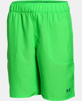 Boys' UA Coastal Shorts LIMITED TIME: FREE SHIPPING 3 Colors $34.99