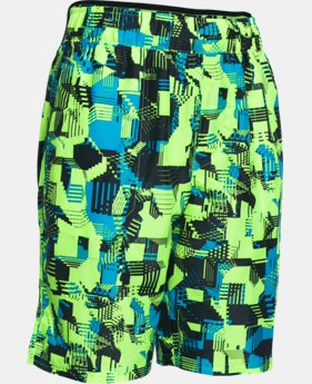 Boys' UA Coastal Shorts LIMITED TIME: FREE SHIPPING 1 Color $26.99