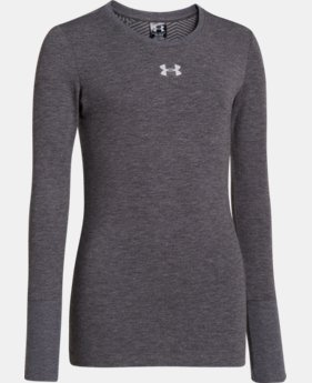 Girls' UA ColdGear® Infrared Crew   $23.99
