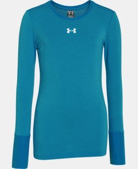 Girls' UA ColdGear® Infrared Crew  1 Color $23.99