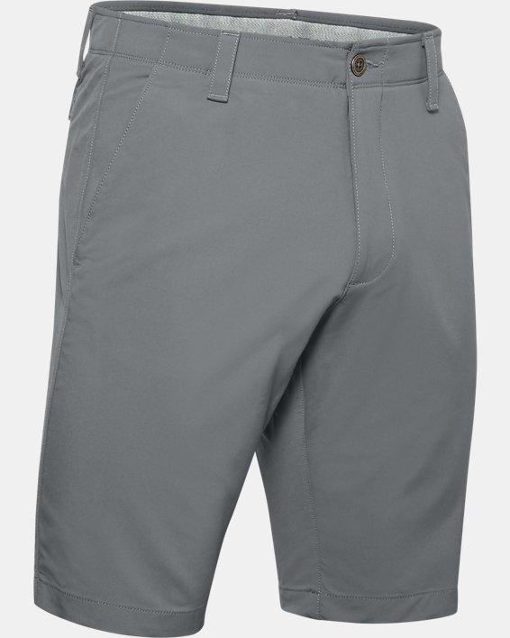 Men's UA Match Play Shorts, Gray, pdpMainDesktop image number 4