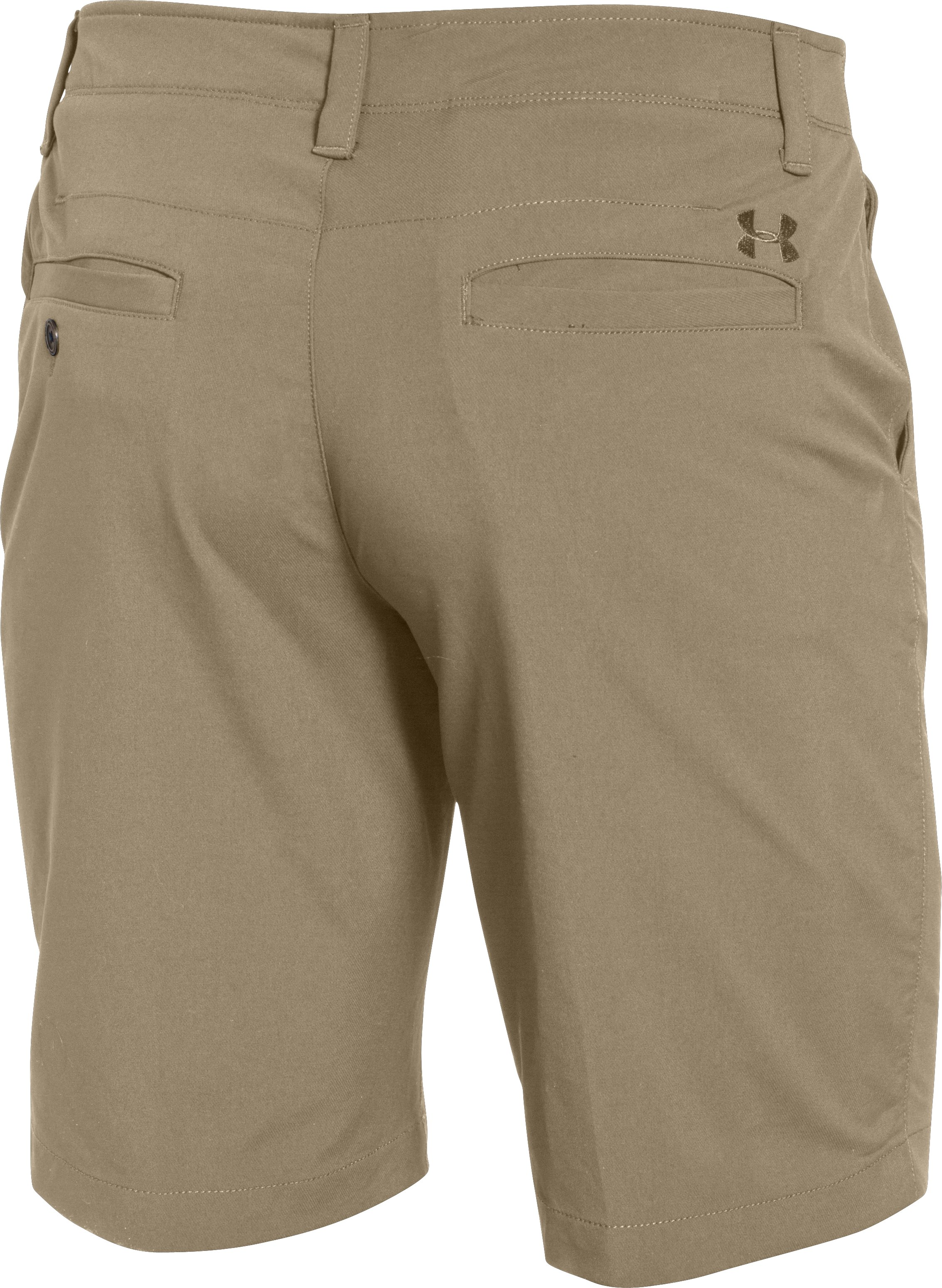 Men's UA Match Play Shorts, Canvas, undefined
