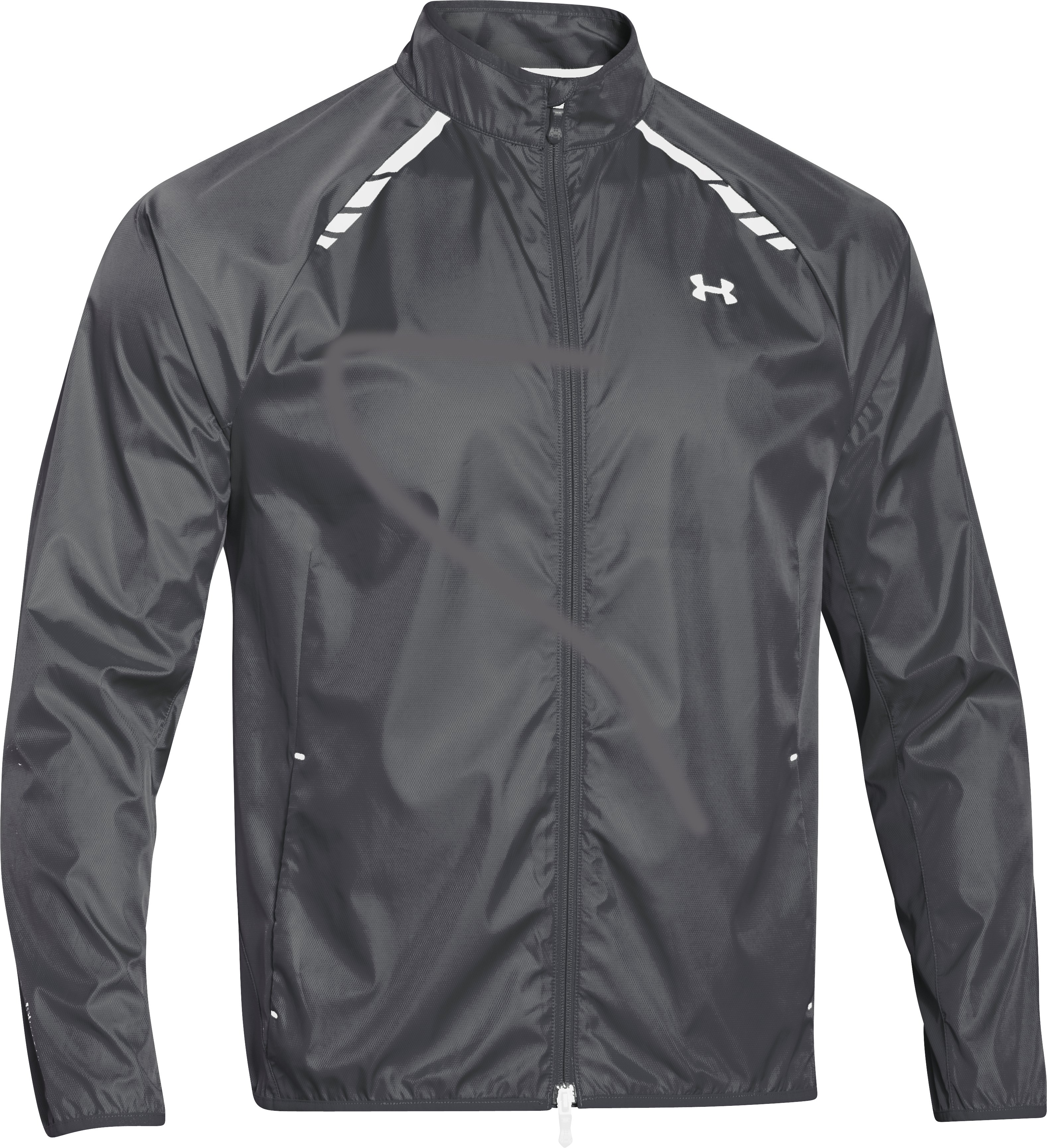 Men's UA Storm Golf Jacket, Graphite,