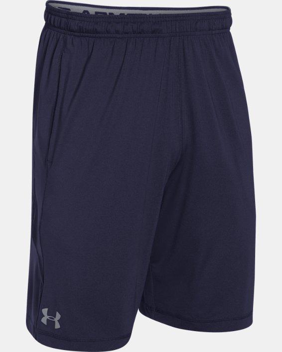 "Men's UA Raid 10"" Shorts, Navy, pdpMainDesktop image number 8"