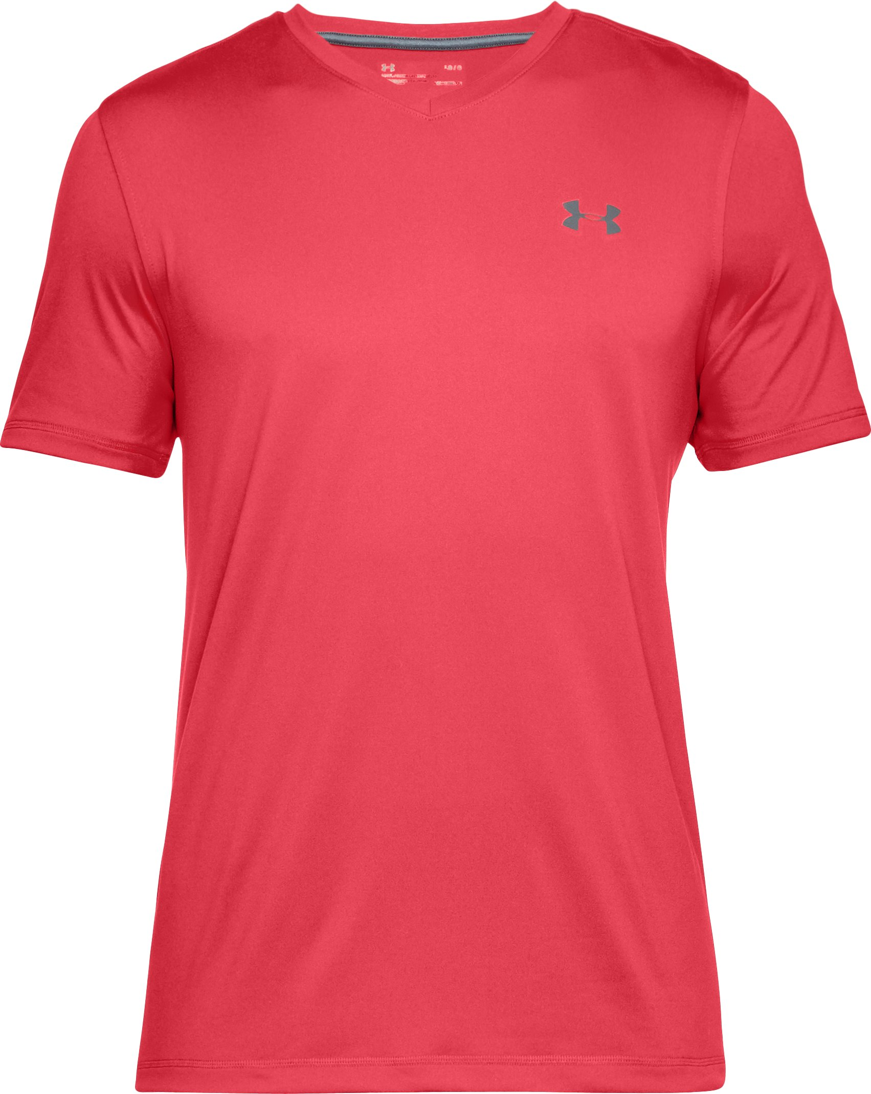 Men's UA Tech™ V-Neck T-Shirt, Pierce, undefined