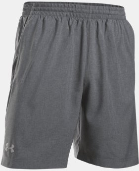 "Men's UA Launch Run 7"" Printed Shorts  1 Color $20.24 to $26.99"