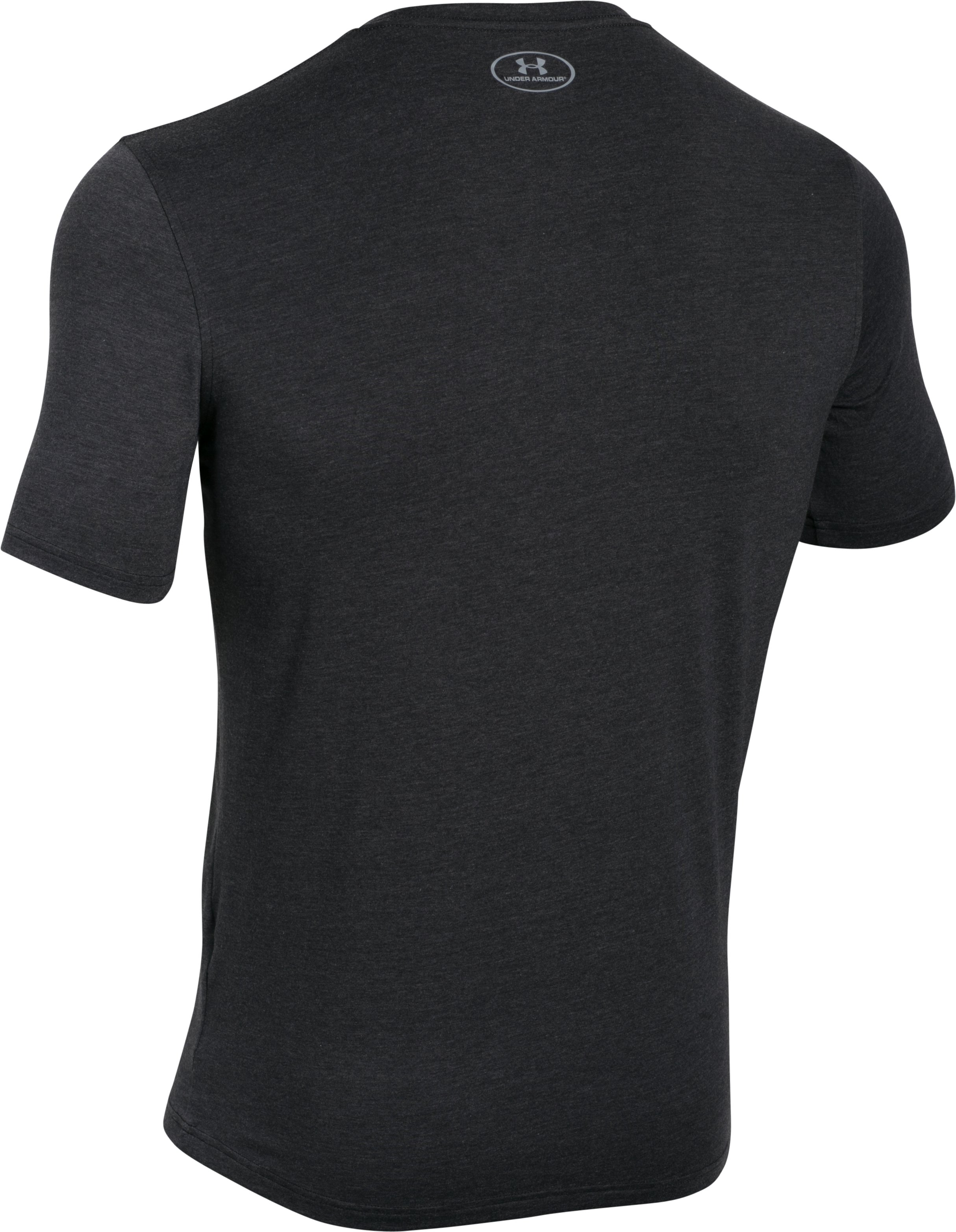 Men's UA PTH® T-Shirt, Black , undefined