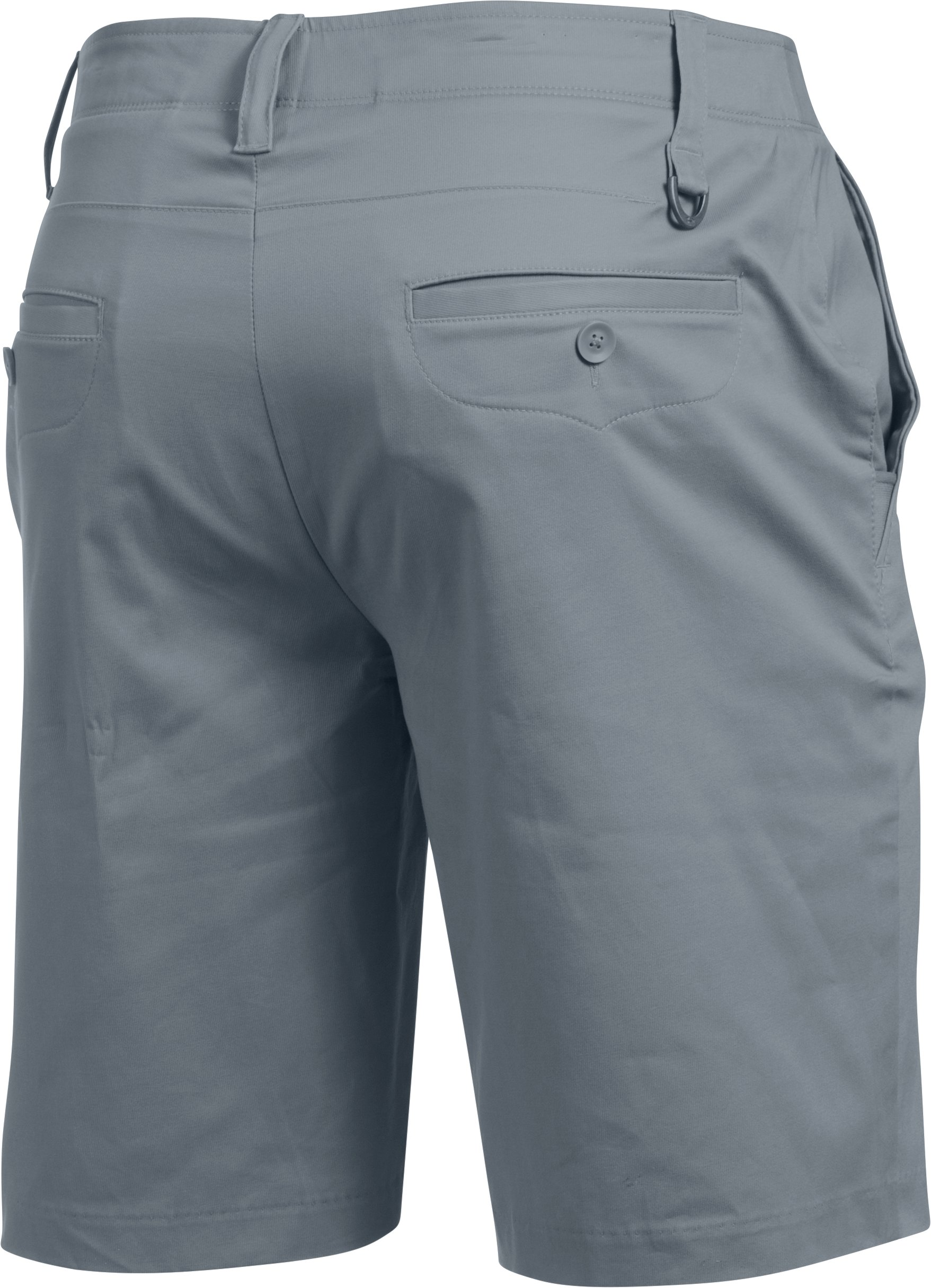 Men's UA Performance Chino Shorts, Steel