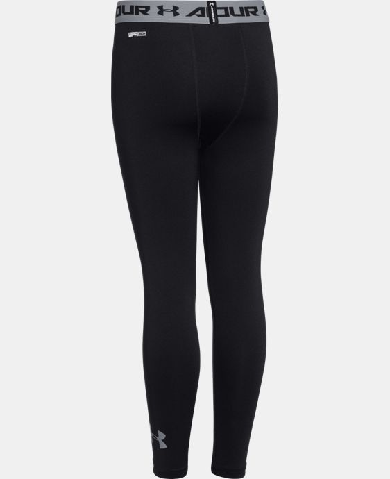 Boys' UA HeatGear® Armour Fitted Leggings   $39.99