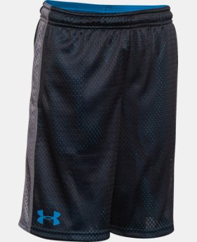 Boys' UA Influencer Shorts LIMITED TIME: FREE U.S. SHIPPING 1 Color $13.99 to $17.99