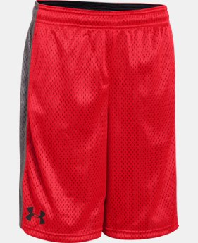Boys' UA Influencer Shorts  1 Color $17.99