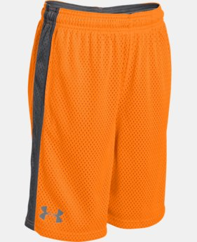 Boys' UA Influencer Shorts  1 Color $27.99