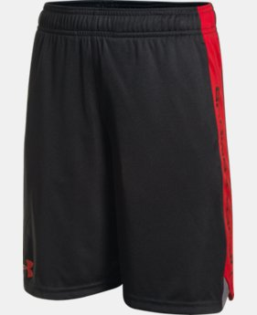 Best Seller Boys' UA Eliminator Shorts LIMITED TIME: FREE SHIPPING 10 Colors $24.99