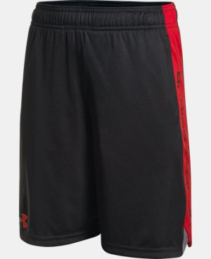 Boys' UA Eliminator Shorts LIMITED TIME: FREE U.S. SHIPPING 3 Colors $18.99 to $24.99