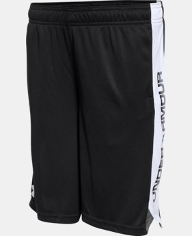 Boys' UA Eliminator Shorts  6 Colors $17.24