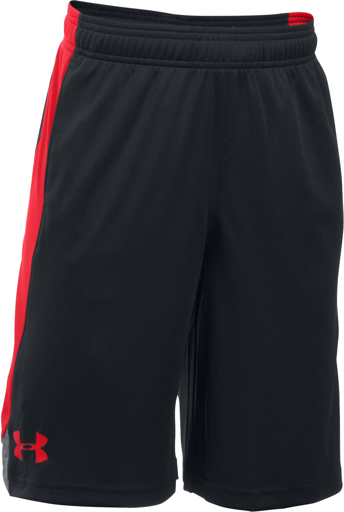 Boys' UA Eliminator Shorts, Black