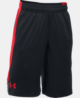 Boys' UA Eliminator Shorts  1 Color $18.74