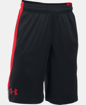New Arrival  Boys' UA Eliminator Shorts  6 Colors $29.99