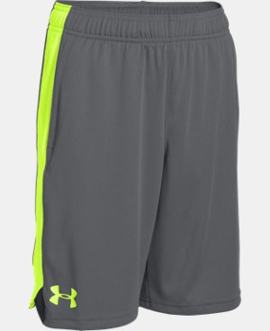 Boys' UA Eliminator Shorts  10 Colors $29.99